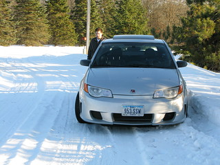 Will and his Saturn Ion