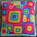 Babette-ish crochet cushion by rettgrayson