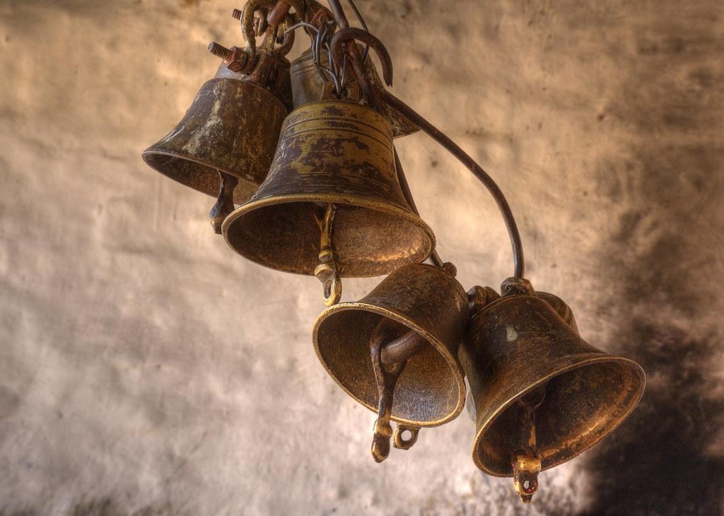 Temple bells, Badami