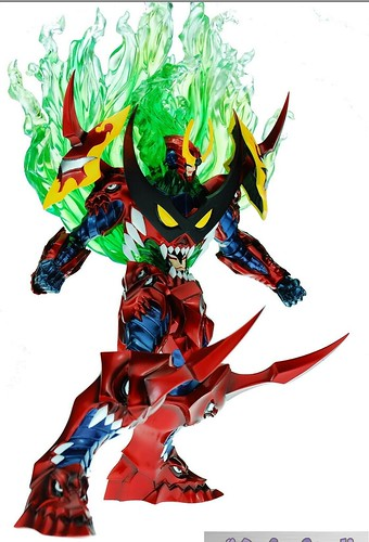 Tengen toppa gurren lagann final form volks 32/33 cm - a photo on ...