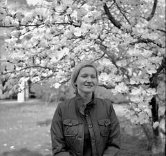 Olga under Magnolia Heaven