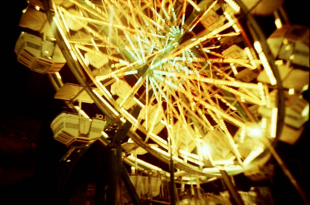 Ferris's Wheel of doom