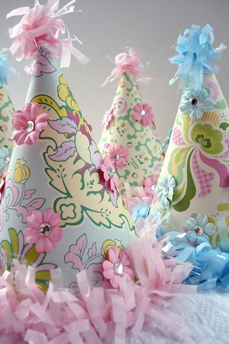 Target Tuesday: Pretty Party Hats