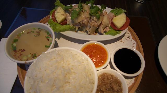 Photo:海南チキンライス Hainanese Chiken Rice By nekotank