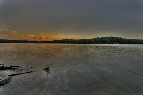 county sunset lake water evening twilight ar beaver arkansas hdr benton arkansasphotographer staticsparks josephsparks photographerinnorthwestarkansas