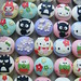 Hello Kitty cupcakes by ♥ gabby cupcakes by Gabriela Cacheux