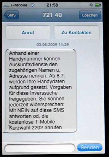 inverssuche mobil