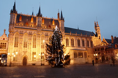 Bruges at Christmas