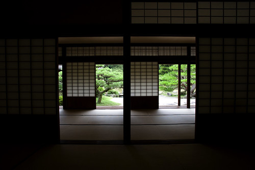 house japan tea takamatsu 四国 ritsurin 栗林公園 香川 高松 2035mmf28d kikugetsutei 菊月亭