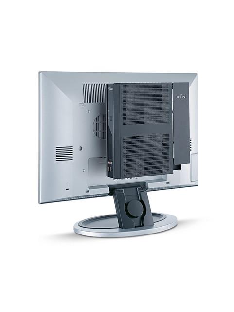 Fujitsu Futro S100 Thin Client-Display Mounted