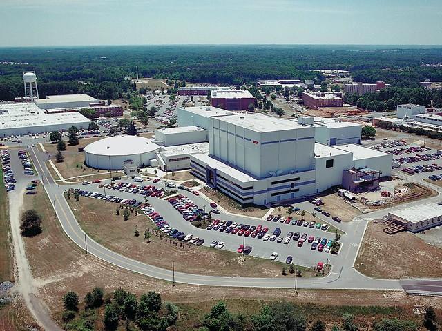 Aerial view of NASA's Goddard Space Flight Center   Flickr ...