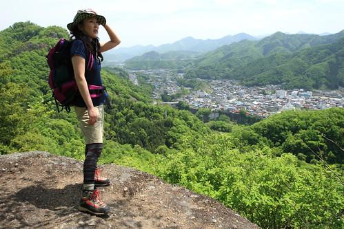 mountain nature japan mountainclimbing 日本 自然 山 yamanashi 山梨 登山 canon30d キャノン 岩殿山 岩殿山城 mtiwadono