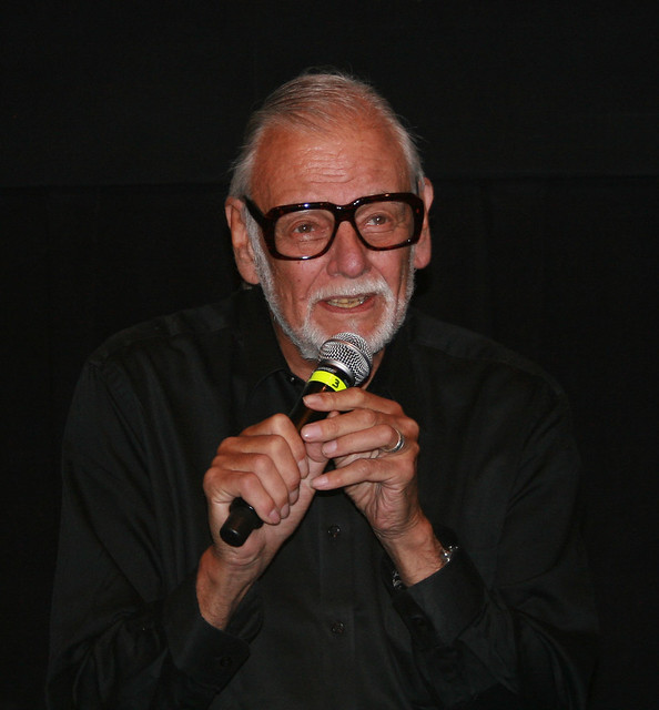 George Romero 2 | Flickr - Photo Sharing!