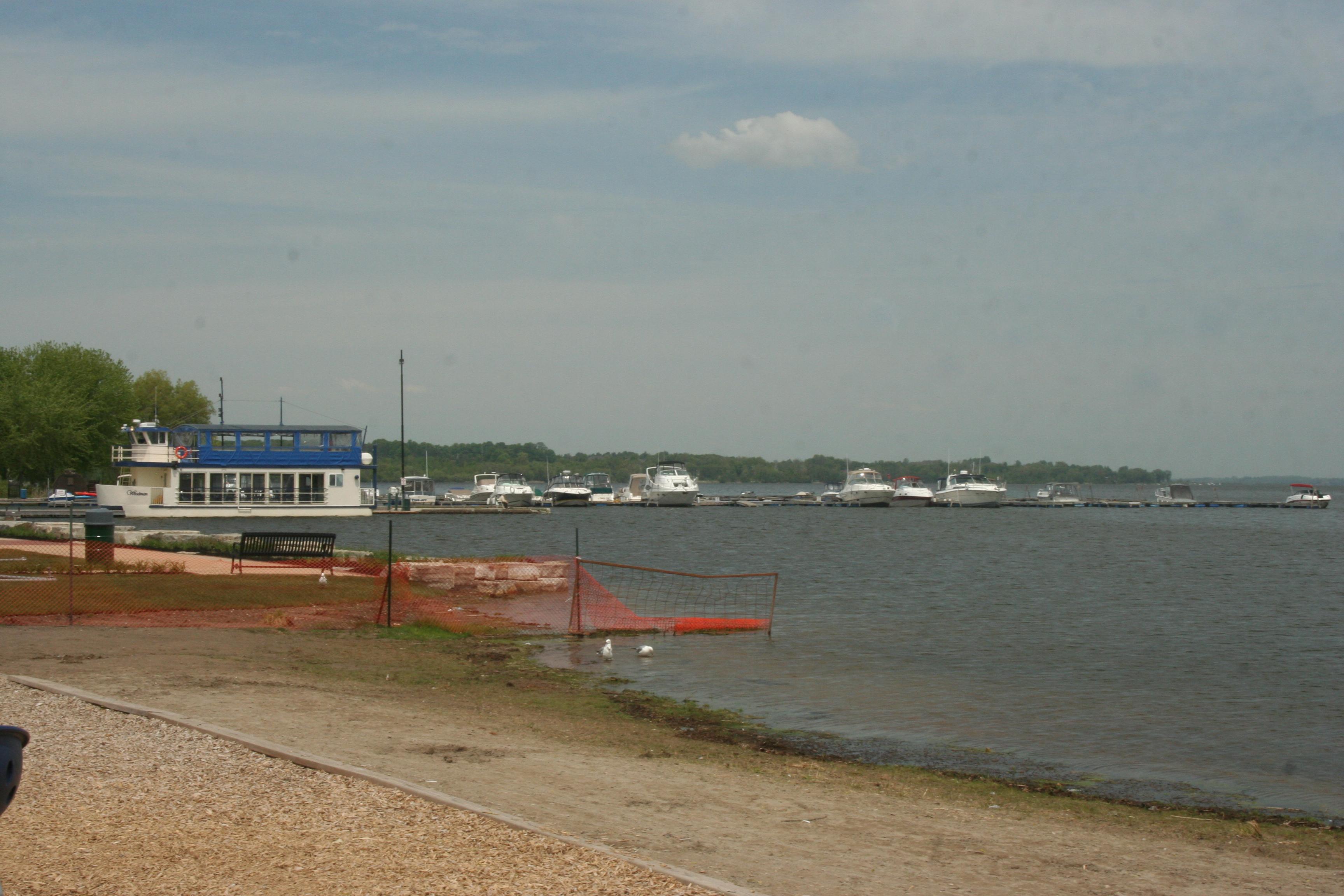 фото порт перри пляжи на озере заказа его