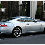 Beautiful Jaguar XK 4.2 Coupe in Mayfair, London, England, United Kingdom, a british tradition, the lines, the beauty captured and beautifully presented to you! Enjoy! FAVE!:)