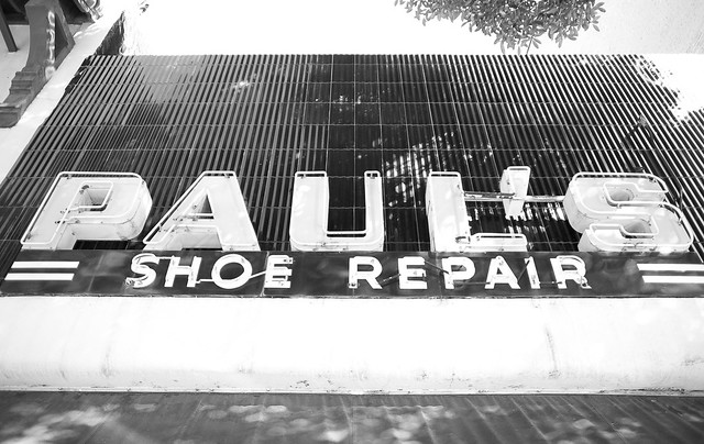 Shoe Repair Downtown Concord Nc