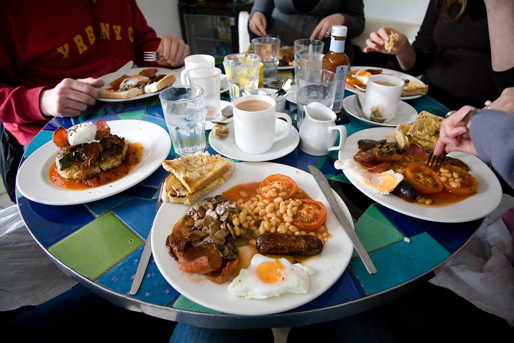 10 tips for a perfect full english
