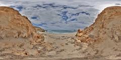 Sorrento: Ocean Beach 3 Sorrento Vic Equirectangular