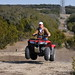 4-Wheeler Jumping Self-Portrait by Jim | jld3 photography