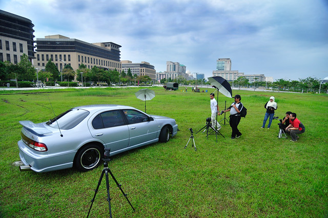 Nissan Cefiro A32 Body Kit http://www.flickr.com/photos/sang22276/3247658458/