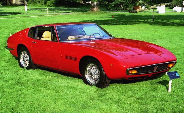 1972 Maserati Ghibli SS | Flickr - Photo Sharing!