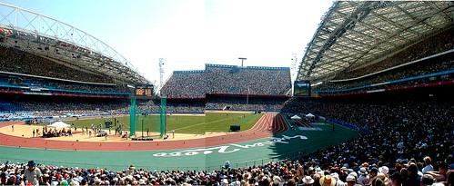 Sydney Olympics photo