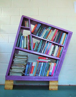 IEKA Bookshelf In Use