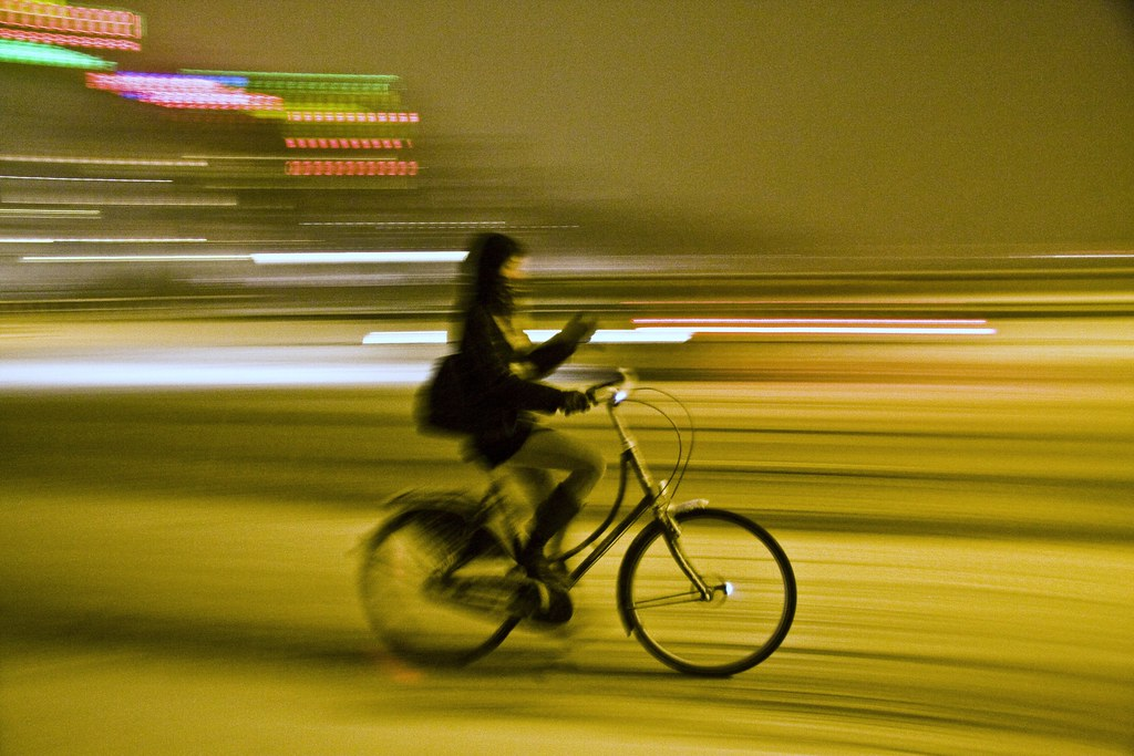 Location de vélo : Ici à Copenhague sous la neige