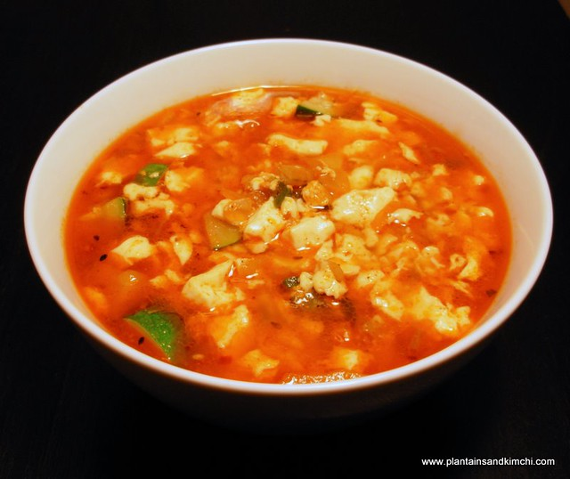 Korean Soft Tofu Stew (Soon Dubu) | Flickr - Photo Sharing!