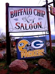 Buffalo Chip Saloon and Steakhouse - Cave Creek, AZ