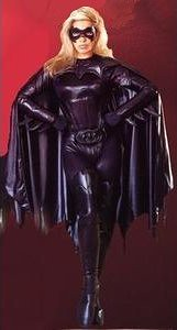 Alicia Silverstone Batgirl Suit