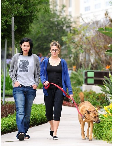 Nikki Reed and friend Sage Dill