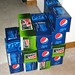 Pepsi / Mountain Dew Throwback Stockup