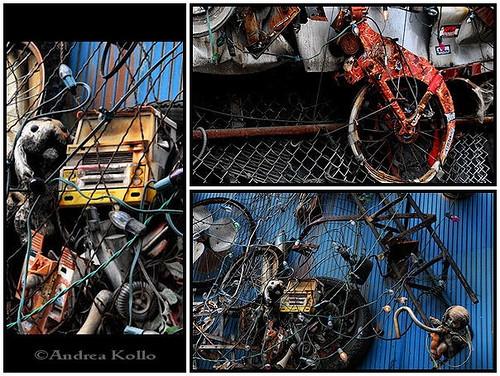 Grung Art Collage Toronto