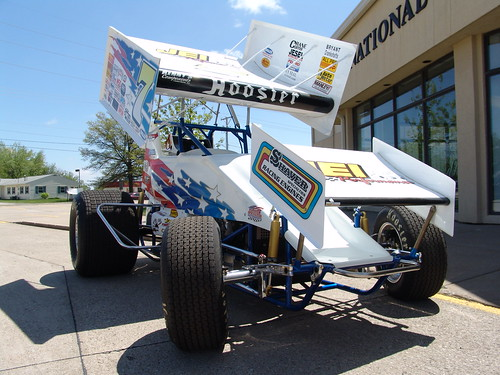 car museum hall knoxville fame iowa national win sprint raffle 410