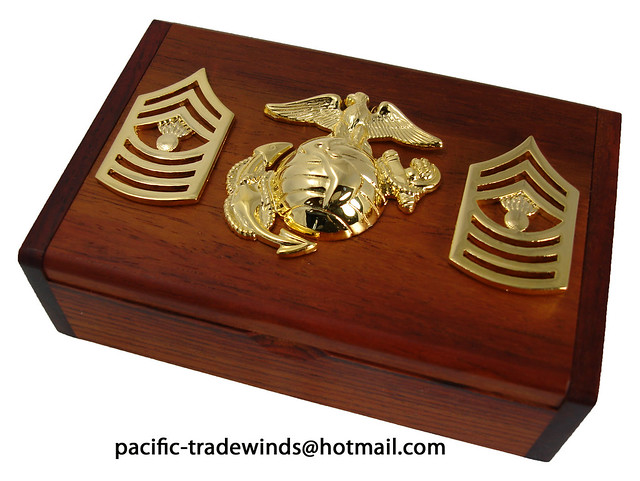 Us marine corps enlisted business card holder flickr for Marine corps business cards