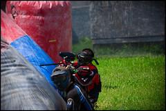 individual sports(0.0), contact sport(0.0), shooting sport(0.0), combat sport(0.0), screenshot(0.0), shooting(1.0), sports(1.0), recreation(1.0), outdoor recreation(1.0), team sport(1.0), games(1.0), paintball(1.0),