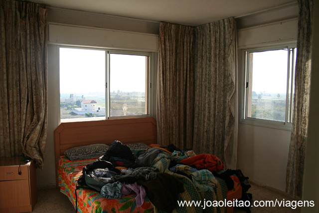 Hotel na Cisjordânia, Onde dormir na Palestina