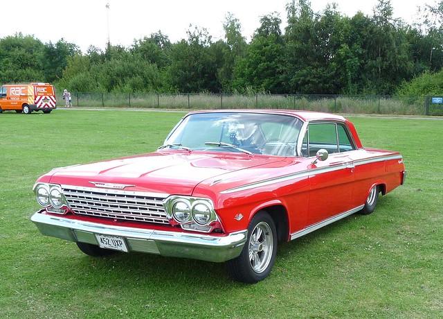 1962 Chevy Impala Lowrider Chevrolet Impala Lowrider 1962