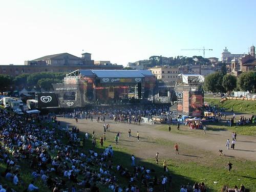 Cornetto Free Music Festival 2009
