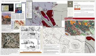 """ROMA ARCHEOLOGICA - SITAR: Sistema informativo Territoriale Archeologico Roma (a cura di M. Serlorenzi [SSBAR]). Il giornata di studio (09/11/2011); & A. Carandini - Progetto: 'Imago Urbis, il """"cervello archeologico"""", (31.01.2009) & (27.10.2008)."""
