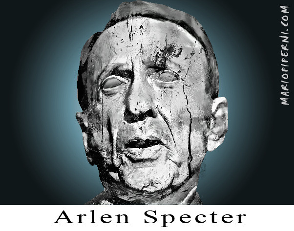 Header of Arlen Specter
