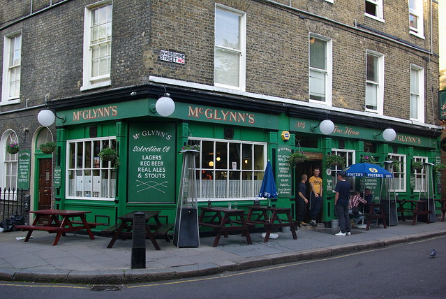Kings Cross Bars And Restaurants