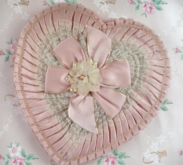 Vintage Valentine Candy Box