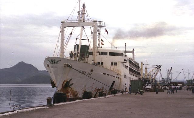 1984 DONA PAZ AT TACLOBAN