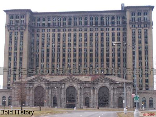 Old detroit train station flickr photo sharing