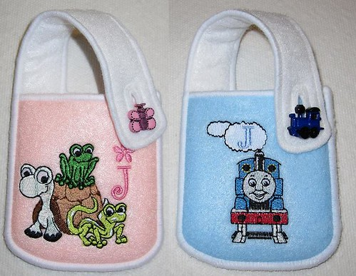 Embroidery - Holder for kids
