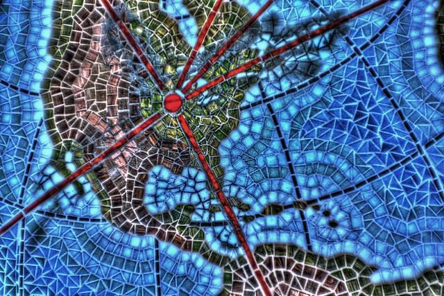 Globe Mosaic