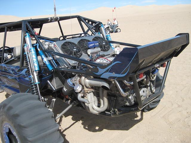Ls1 Sand Rails : Kyle busch s twin tubo ls sandrail flickr photo sharing