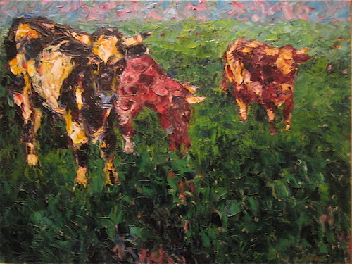 Cows in the Lowland